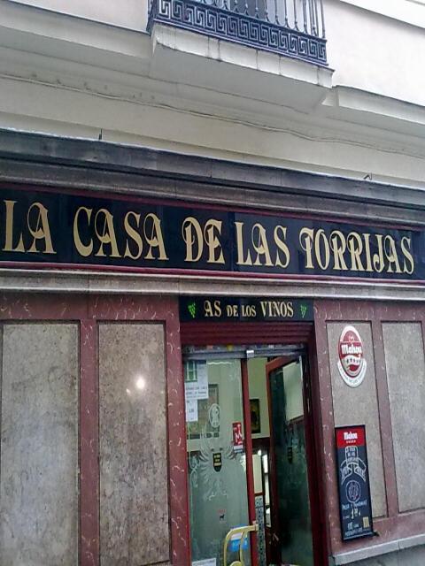 La casa de las Torrijas