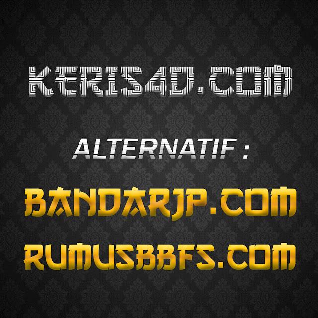 KERIS4D SITUS TOGEL ONLINE TERPERCAYA