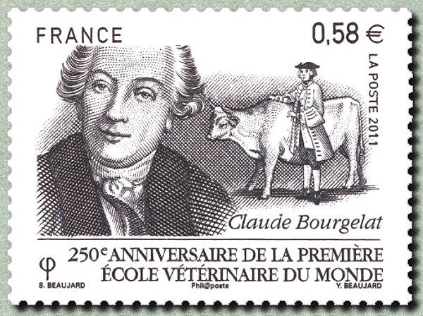 Première école vétérinaire au monde Lyon