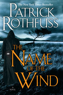 American Cover Patrick Rothfuss