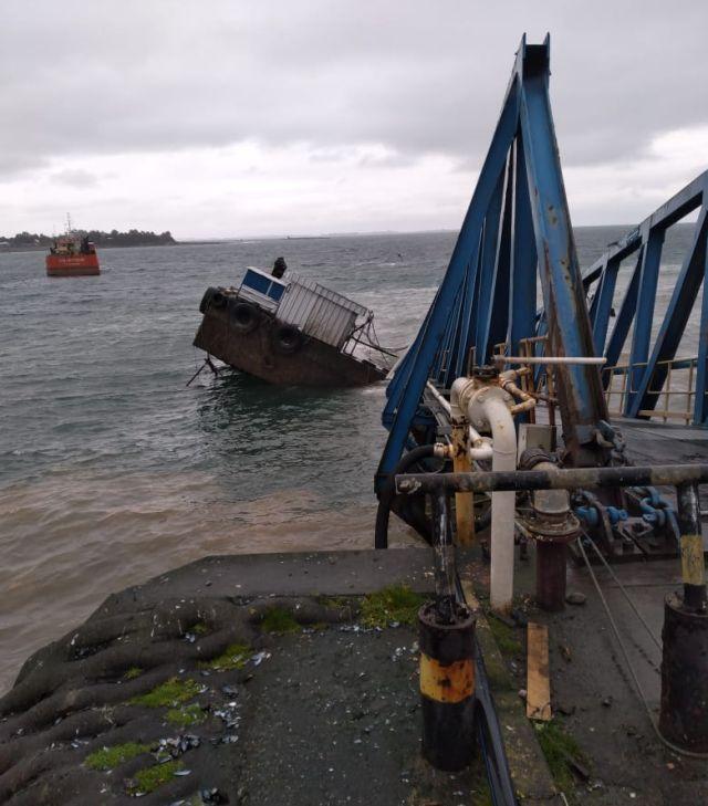 Emergencia Puerto Cabulco