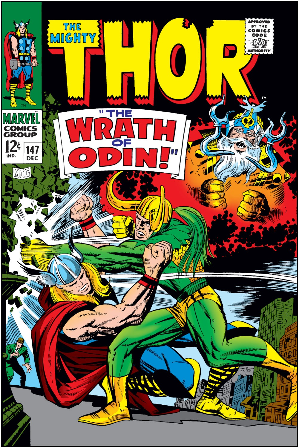 Thor (1966) 147 Page 1