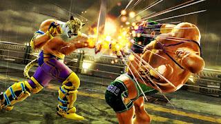 Download Tekken 6 Game PSP for Android - www.pollogames.com
