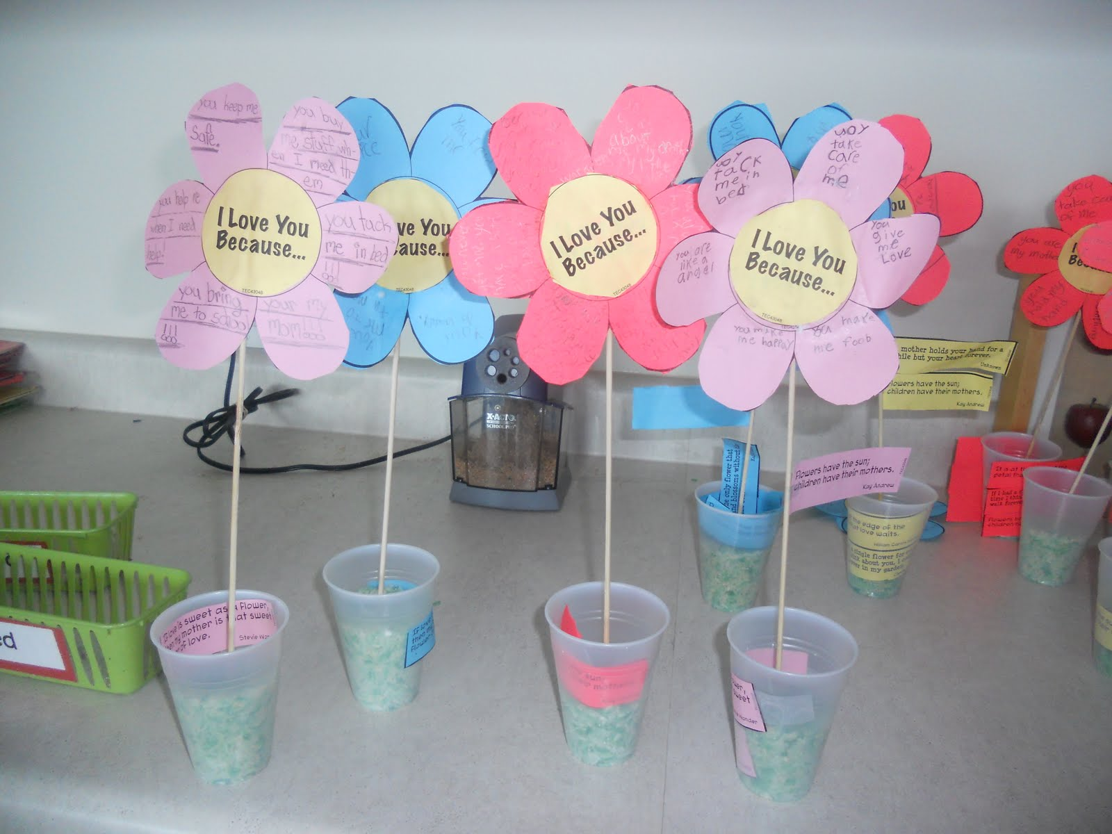 Mothers Day Crafts Third Grade