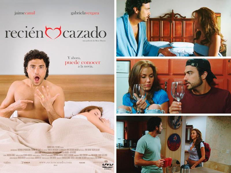 filme recem casados mexicano dublado