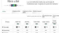 Copertura internet ADSL e Fibra per TIM, Fastweb e gli altri operatori