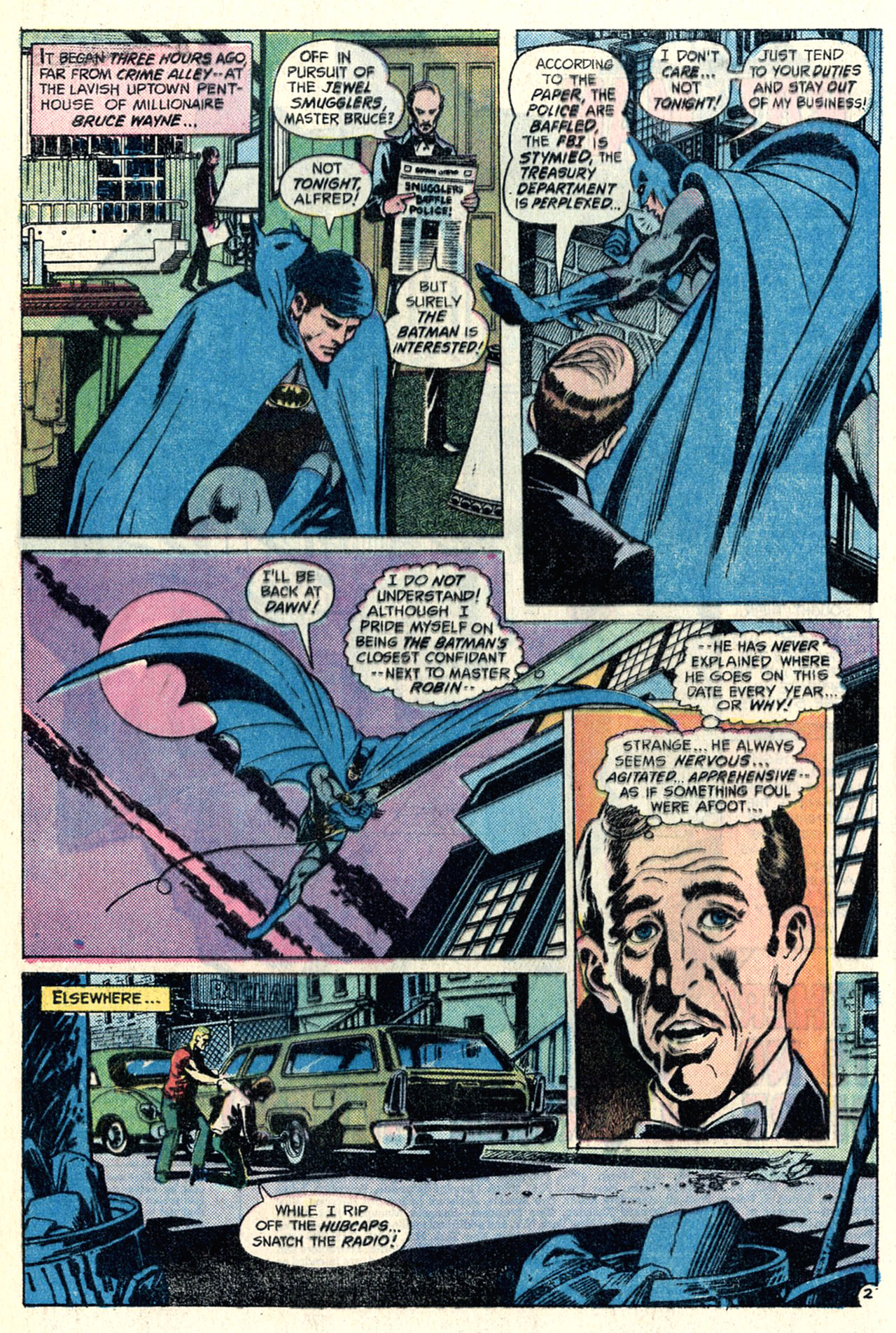 Detective Comics (1937) 457 Page 3