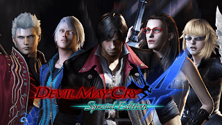 Devil May Cry 4 Special Edition Game PC Terbaru