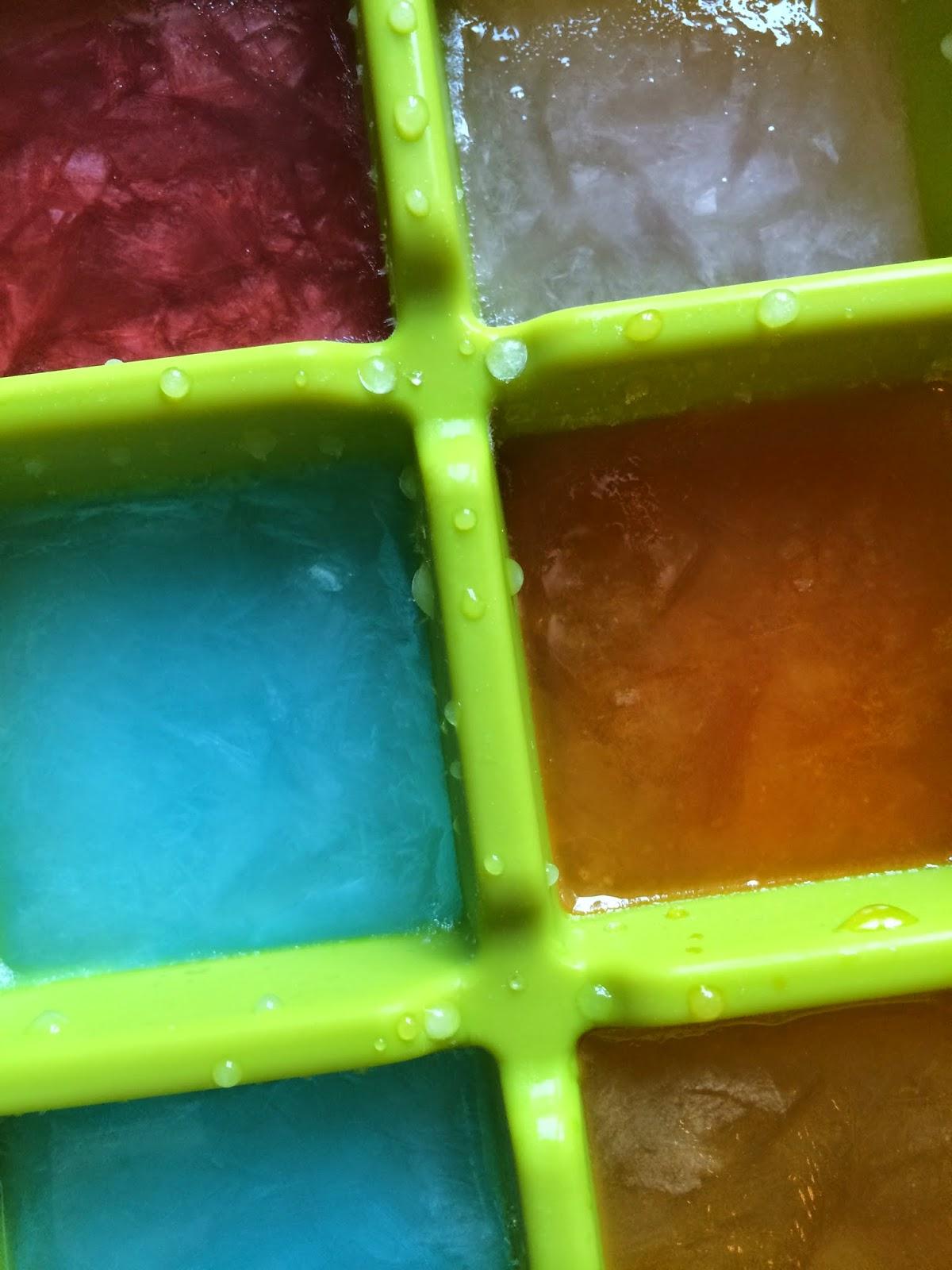 Mini Monets And Mommies Preschool Ice Art Science