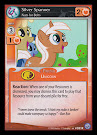 My Little Pony Silver Spanner, Nuts for Bolts Premiere CCG Card