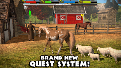 Ultimate Horse Simulator v1 APK-Screenshot-2