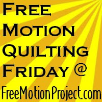 Free Motion Quilting Friday