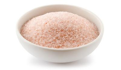 Garam Bukit Merah Halus - untuk Masakan atau Skrub badan