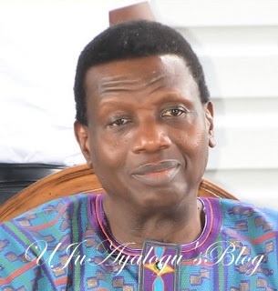 Nathaniel Bassey, 149 Others For Pastor Adeboye's 76th Birthday Bash...See Details Of The Grand Event