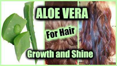 Aloe Vera For Hair Growth: