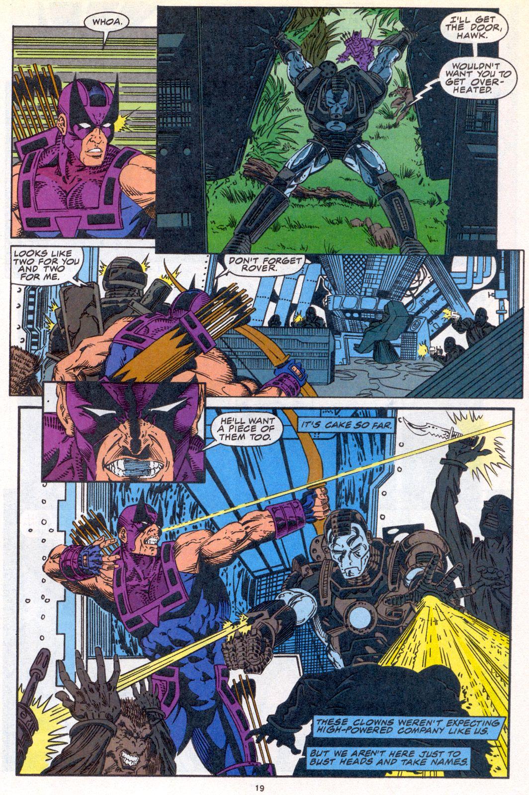 Hawkeye (1994) Issue #3 #3 - English 15