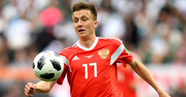 Không phải Chelsea, AS Monaco mới là bến đỗ của Aleksandr Golovin