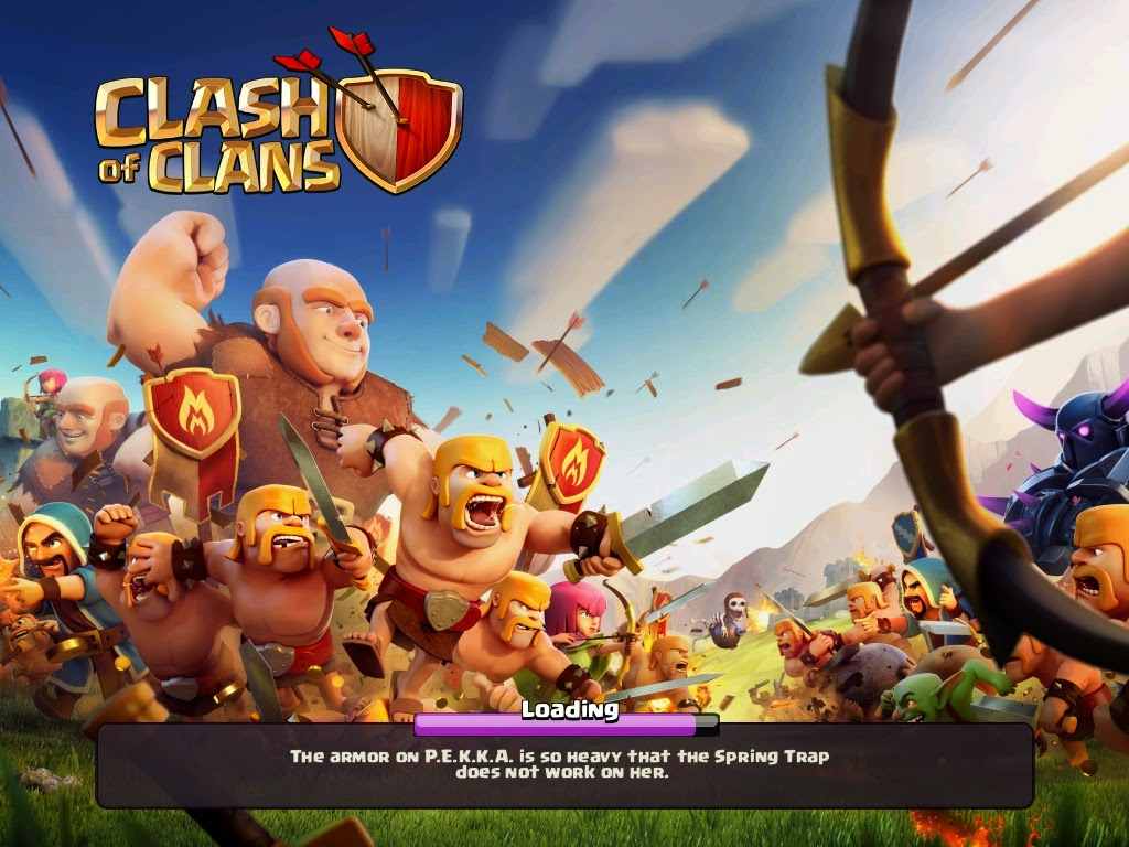 Tips dan Trik Dasar Bermain Game Clash of Clans