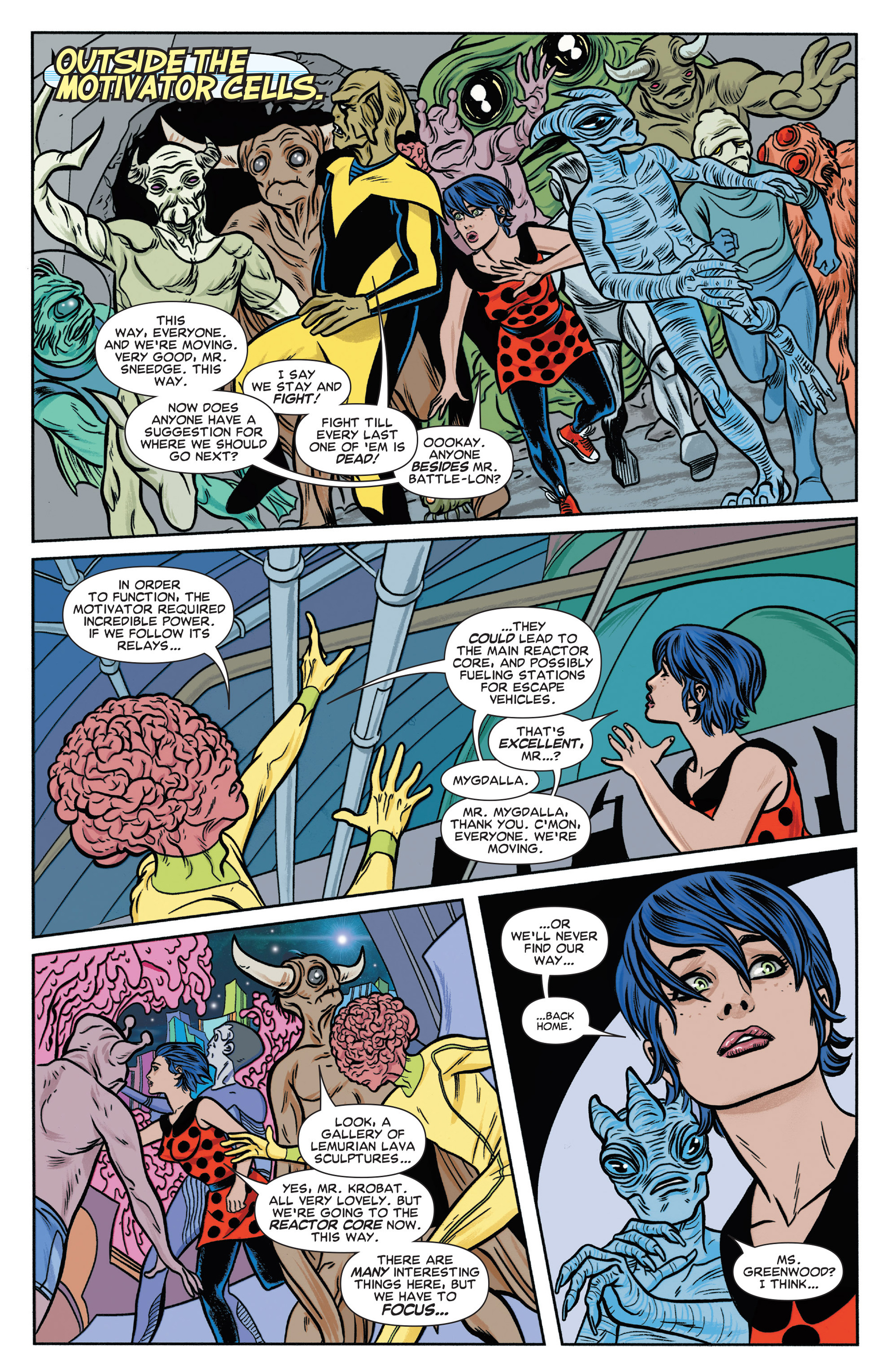 Read online Silver Surfer (2014) comic -  Issue #2 - 12