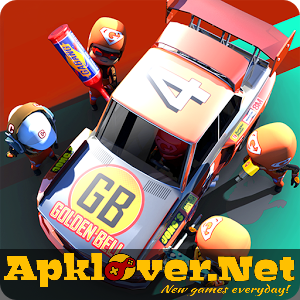 PIT STOP RACING MANAGER MOD APK unlimited money