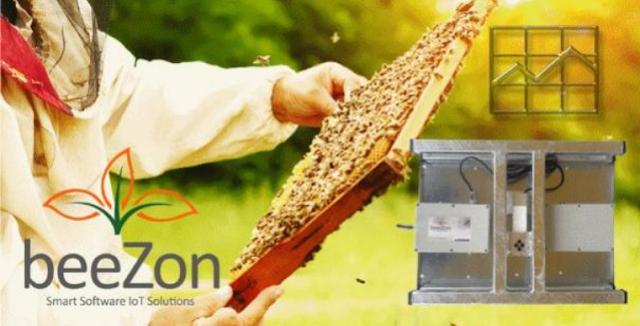 Μεγάλος διαγωνισμός του Melissocosmou: Πάρτε μέρος και κερδίστε μια μελισσοκομική ζυγαριά Beezonscale GPRS
