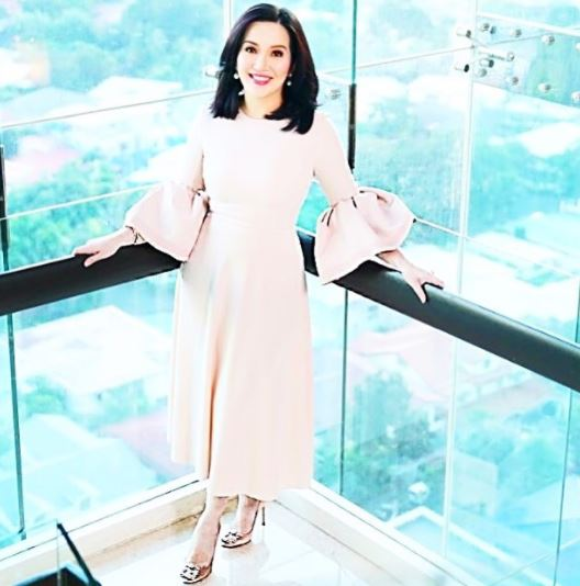 'Queen Of All Media' Kris Aquino Received An Unexpected Present Came From Angel Locsin!
