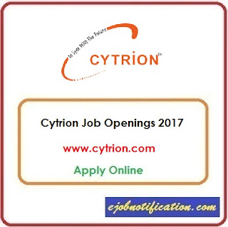 Cytrion Hiring Freshers Software Developer Jobs in Hyderabad Apply Online