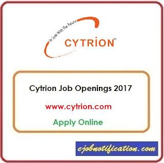 Cytrion Hiring Freshers Software Developer Jobs In Hyderabad Apply Online