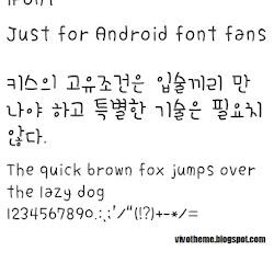 Download Keroppi Font For Vivo - Theme VIVO Terbaru