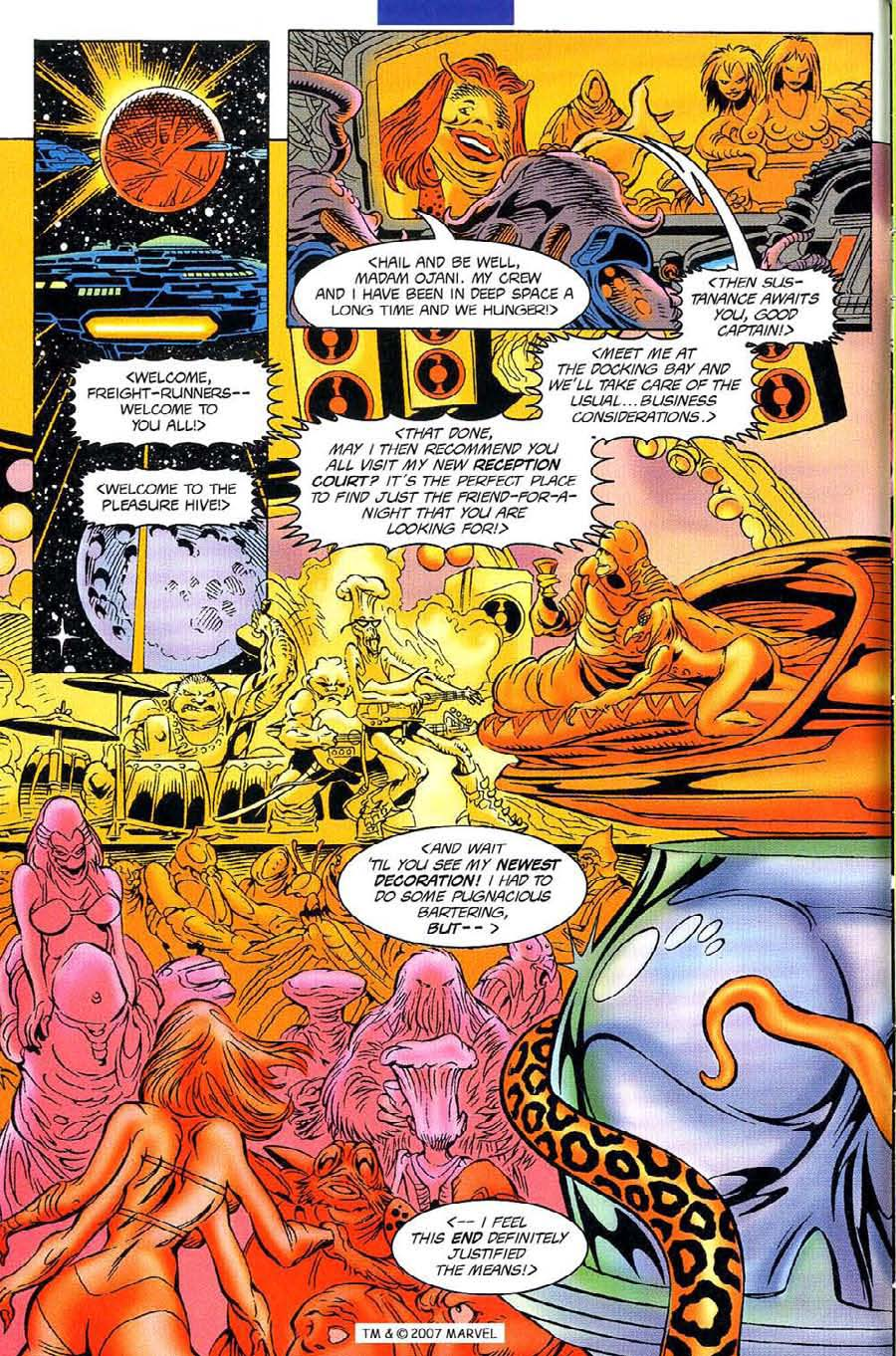 Read online Silver Surfer (1987) comic -  Issue #116 - 6