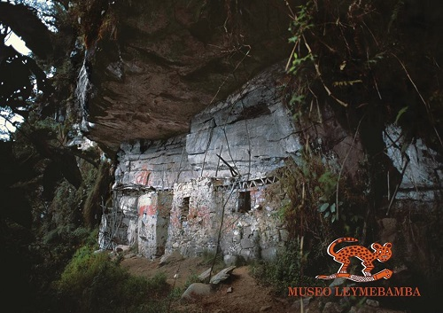 Complejo Arqueológico Laguna de los Cóndores