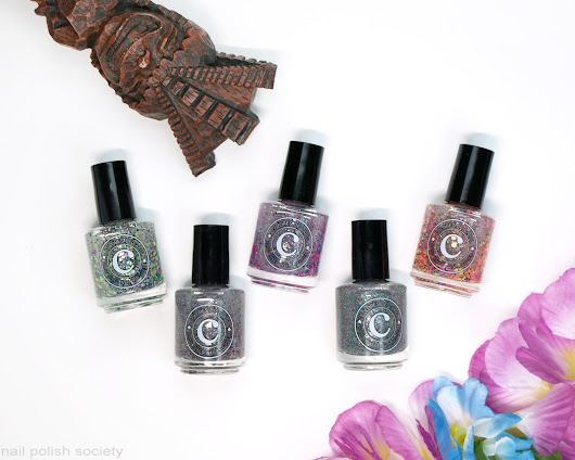 Colores de Carol Tiki Party Frenzy Collection