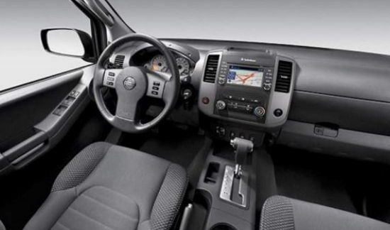 New Nissan Xterra Interior
