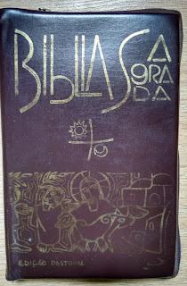 Bíblia Sagrada Edição Pastoral