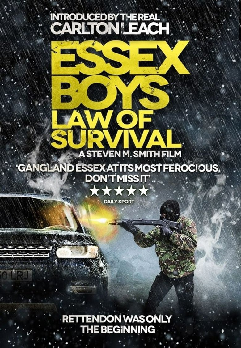 Essex Boys: Law of Survival 2015 - Full (HDRIP)