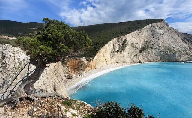 Praia de Porto Katsiki - Grécia