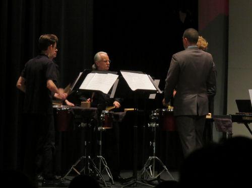 WSCC percussion ensemble