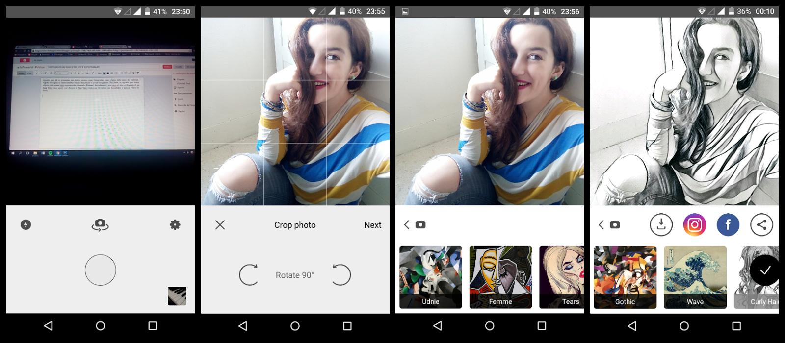 App: Prisma