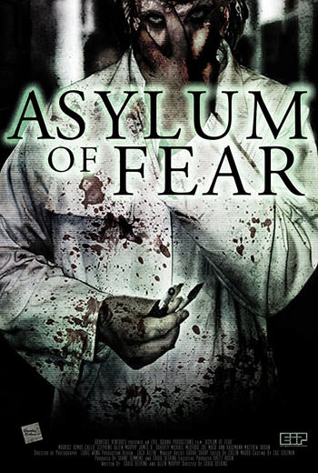 Asylum of Fear 2018 English