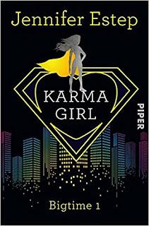 Karma Girl - Bigtime 1