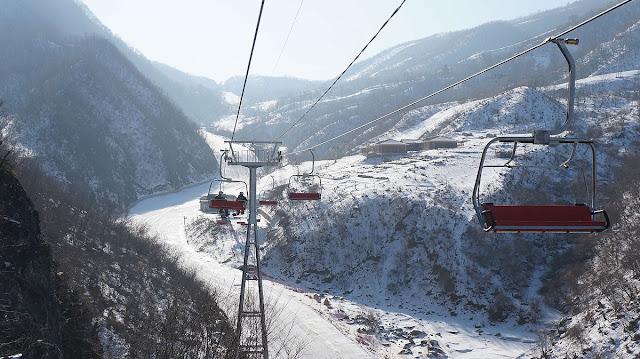 Masikryong Ski Resort - Paket Tour 10D North Korea + Beijing Tour 12 Nov 2018 by Garuda Indonesia - Salika Travel