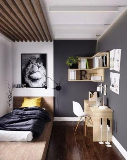 40 Warna Cat Kamar Tidur Anak Laki Laki Yang Bagus Dan