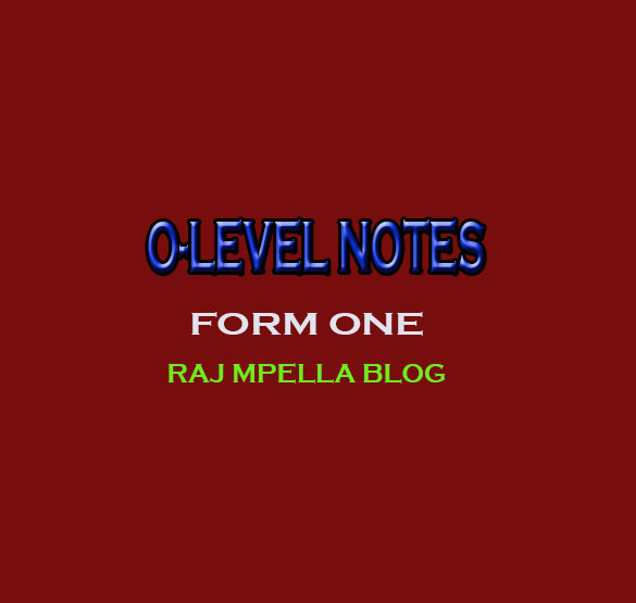 Agriculture o level notes