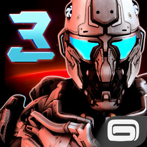 N.O.V.A 3 Near Orbit Vanguard Alliance v1.0.8e Apk + Data + Mod Terbaru