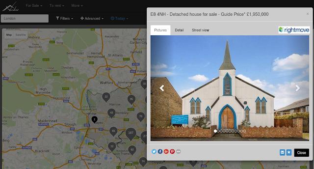 """1858 """"Tin Tabernacle"""" Church"""