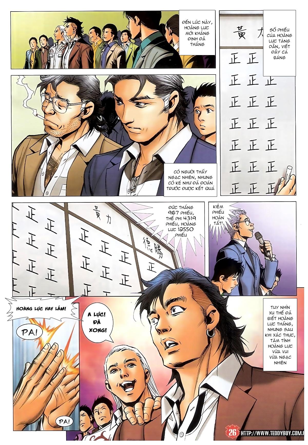 Người Trong Giang Hồ - Chapter 1561: Lòng người theo về - Pic 23