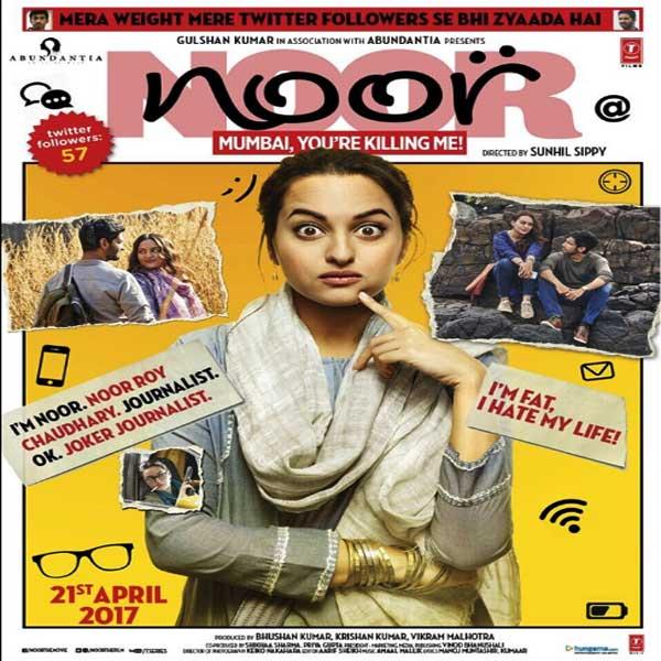 Noor, Noor Synopsis, Noor Trailer, Noor Review, Poster Noor