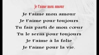 Poèmes Damour Court Mot Damour
