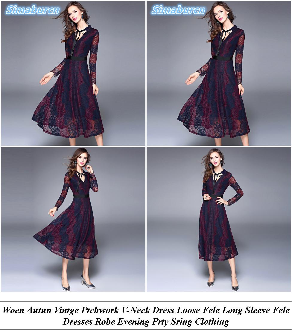 Party Dresses For Women - Winter Clothes Sale - Red Prom Dress - Really Cheap Clothes Online Uk