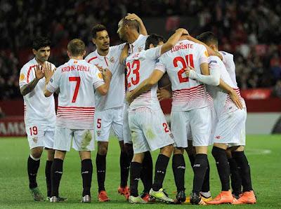 Crónica Sevilla FC 3 Vs Molde FK 0